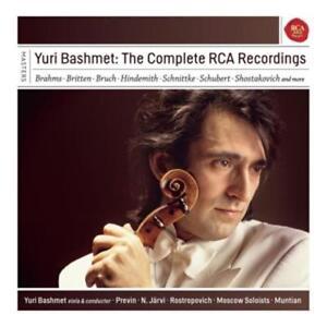 Yuri Bashmet-The Complete RCA Recordings