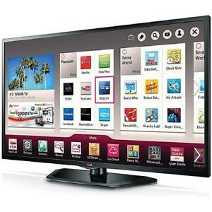"LG 55"" LED SMART TV *MINT CONDITION*"
