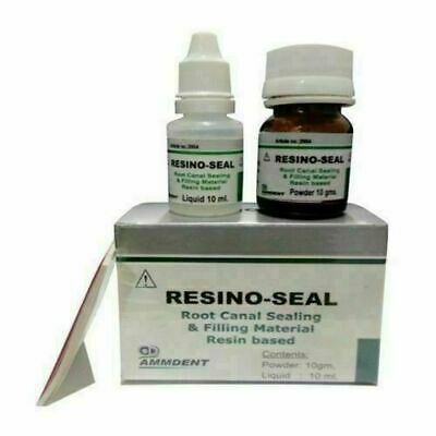 Ammdent Resino Seal Dental Resin Root Canal Sealer Filling Material
