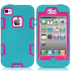 iPhone 4S Otterbox Defender Series Blue