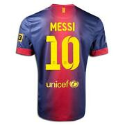 Messi Barcelona Jersey Youth