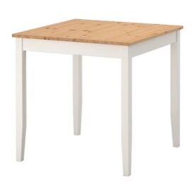 Ikea Lerhamn kitchen table