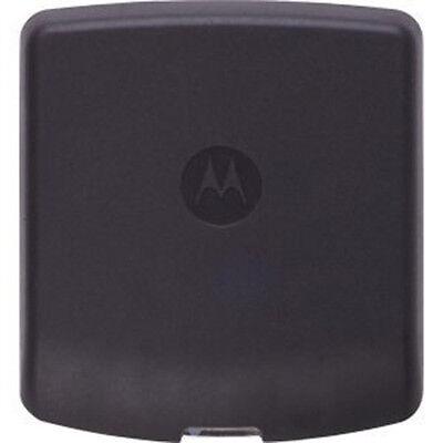 Motorola New Oem V950 Extended Battery Door - Black