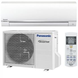 Panasonic Air Conditioning - Wall Mounted Heat Pump 2.5kW - Domestic Air Con - Heating / Cooling