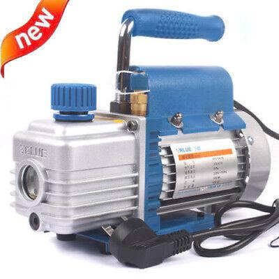220v 5.4mh 2pa Rotary Vane Air Vacuum Pump Tool For Film Laminating Machine