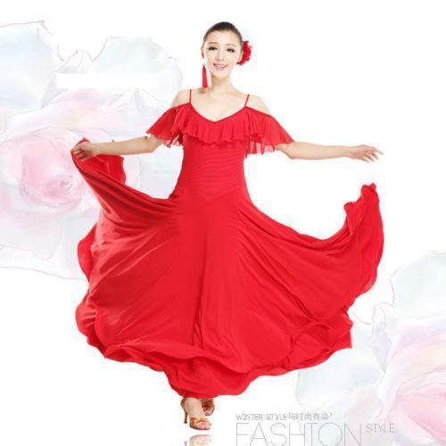 Flamenco Dress Ebay