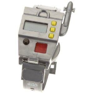 Star Wars Spyware Uhr Bounty Hunter erkennt erkennt erkennt Eindringlinge Sensoren Bewegungs- 1988c1