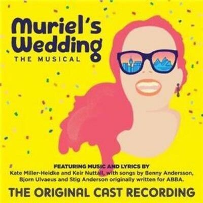 Muriel's Wedding The Musical (Original Cast Recording) [New CD] Australia - Im