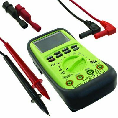 Tpi 183a True Rms Digital Multi-meter With Temperature Capacitance