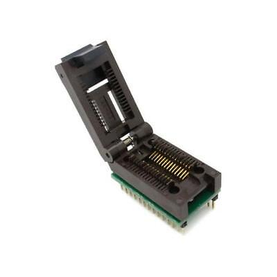 Flap Sop28 Soic28 So28 To Dip28 Universal Programmer Socket Adapter Conveter