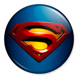 Superman - Logo 25mm 1