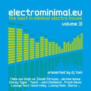 Various - Electro Minimal.Eu Vol.3