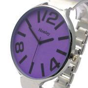 Womens Oversized Watch