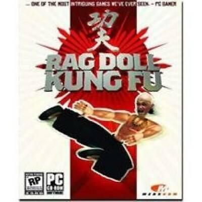 Rag Doll Kung Fu - Black Belt Edition - PC - CD-ROM - VERY GOOD