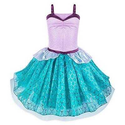 Disney Store Disney Ariel Tutu Costume Dress The Little Mermaid Medium Junior](Disney Store Little Mermaid Costume)