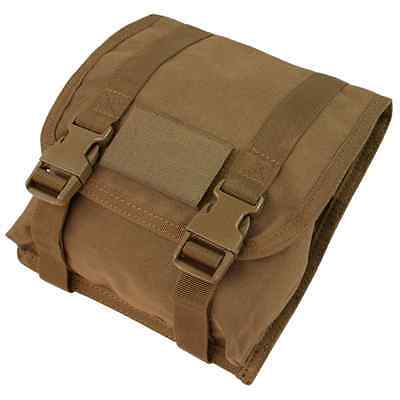 Condor MA53 COYOTE BROWN Large Utility Pouch MOLLE Holds Six 5.56 .223 Rifle Mag