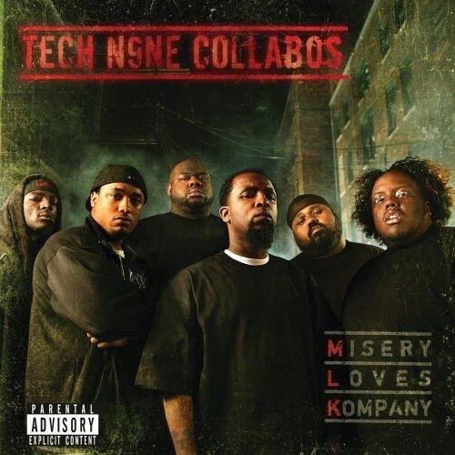 Tech N9ne - Misery Loves Kompany [New CD] Explicit