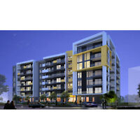 Modern 2br Condo in TMR.  Brand New - Be the first to move in.