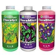 General Hydroponics Flora Series