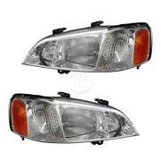 Acura TL Headlight