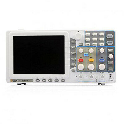 Owon Sds5052-e-v Smart Digital Storage Oscilloscope 50mhz W Vga Port
