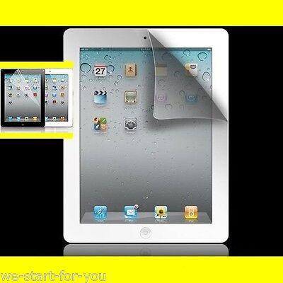 3x Film protettivo opaco per iPad 2 & 3 & 4 Pellicola Schermo
