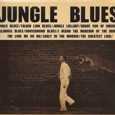 C.W. Stoneking - Jungle Blues [New Vinyl LP] Black, Gatefold LP Jacket