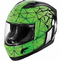 ICON ALLIANCE CRYSMATIC HELMET/CASQUE DE MOTO CRYSMATIC