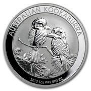 2013 Kookaburra