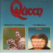 Queen News of The World CD