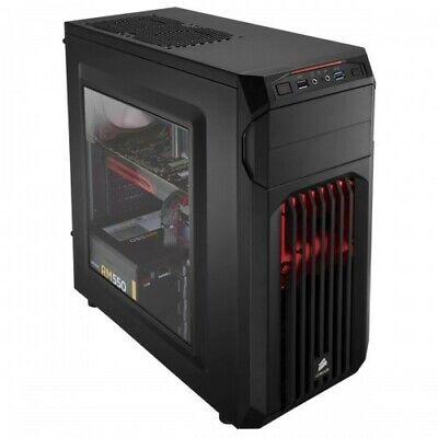 Desktop Gaming PC AMD Ryzen 5 GeForce GTX 1050 ti 16 GB Ram DDR4
