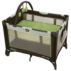 play pen good condition, used it lightly brand name is GRACO  c