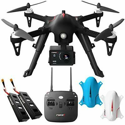 Force1 F100GP Drone with Camera for Adults - Remote Control GoPro Compatible ...