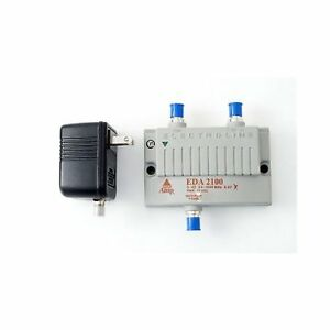 Antenna  amplifier Electroline EDA 2100  RF AMPLIFIER