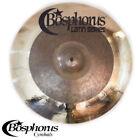 17 inch Size Crash Cymbals