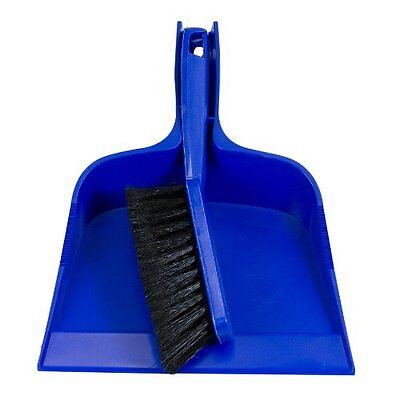 "Quickie Mfg 402 8"" Dust Pan/Brush"