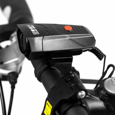 Cycling Bike Electric Horn Waterproof Bicycle Handlebar Bell BS