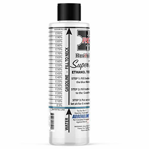 E85 Super Tester Reusable Ethanol Testing Kit - 5 oz.