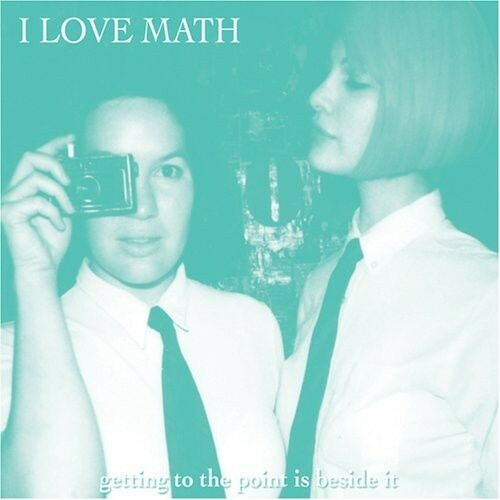 I Love Math - Getting to the Point Is Besideit [New CD] Digipack Packaging