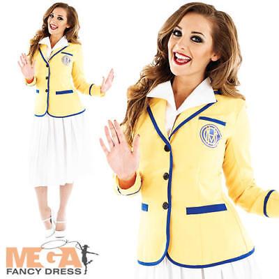 Holiday Camp Hostess Ladies Fancy Dress Hi De Hi 50s Womens Adult Costume Outfit