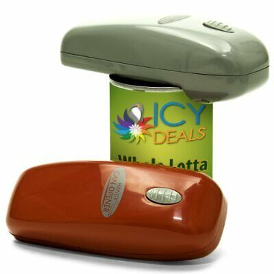 Handy Can Opener Automatic One Touch Electric Can Opener - 2