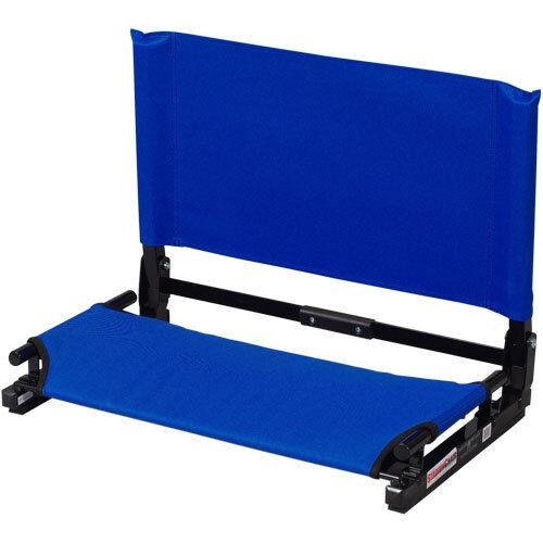 Deluxe Stadium Chair Black /Black