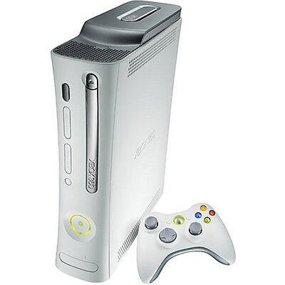 Xbox 360 - MICROSOFT XBOX 360 20 GB PRO SYSTEM! GREAT WARRANTY!