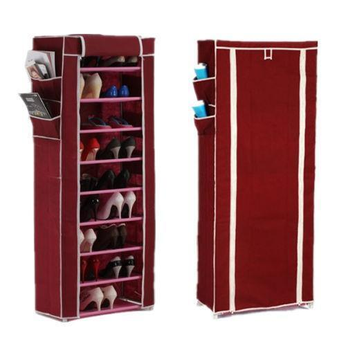 schuhschrank rot m bel ebay. Black Bedroom Furniture Sets. Home Design Ideas