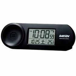NR532K SEIKO セイコー Famous Japanese brands Radio waves Digital clock Table clock S