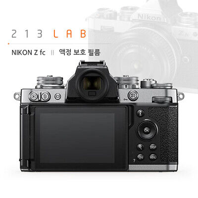 LCD Protection Film for NIKON Zfc (by 213LAB)