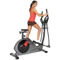 Body Power Deluxe 2 in one elliptical/bike