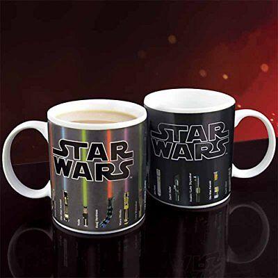 Star Wars Lichtschwert Farbwechsel Becher Merchandising 300ml NEUWARE (Star Wars Becher)
