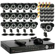 16CH CCTV Security System