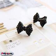 Bow Tie Earrings